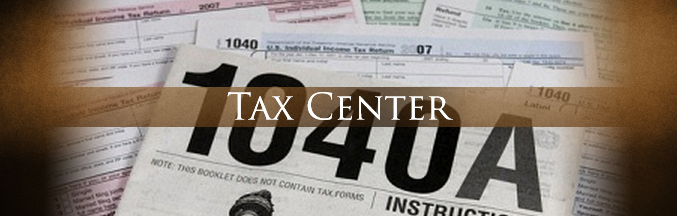 tax center title